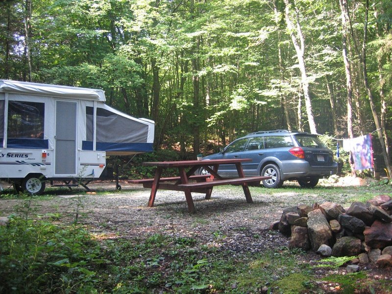 camp site #28
