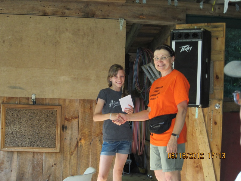 12 year old Ashley Shea wins 2012 chili contest